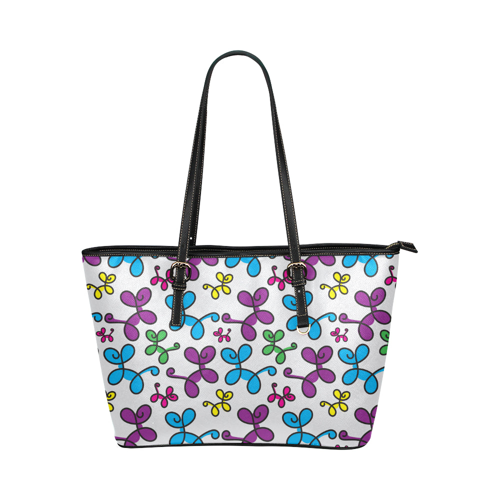 Swirly Pups Purse