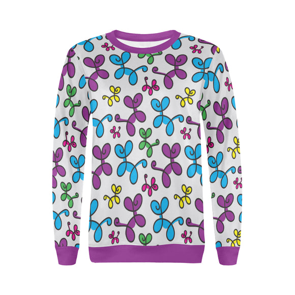Swirly Pups Sweatshirt