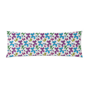 "Zippered Pillow Case 21""x60"""