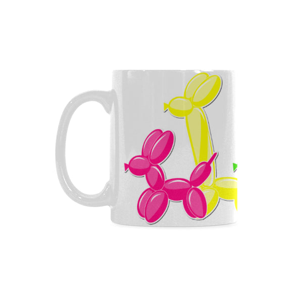 Pop Parade Balloon Animal Coffee Mug