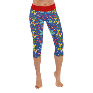 Holiday Balloon Animal Classics leggings
