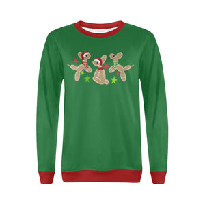 Women's Animal Cookies Sweater