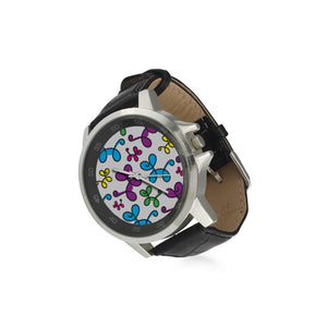 Swirly Pups Wrist Watch