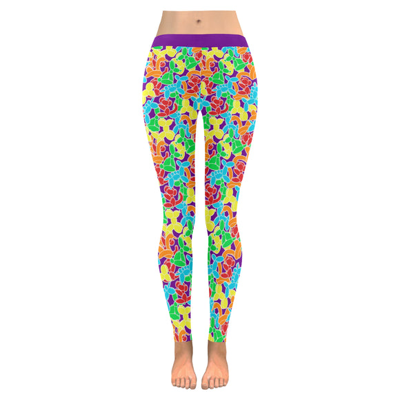 Jam Room Floor leggings*