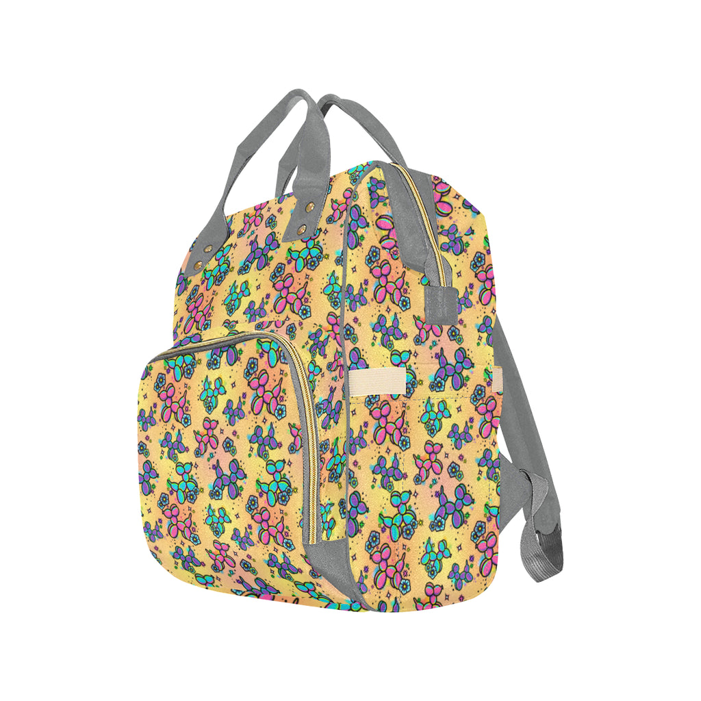 Graffiti Dogs Jam Backpack