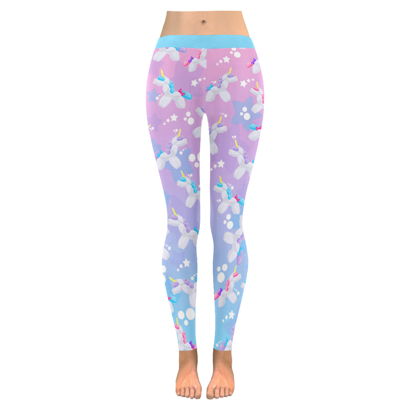 Unicorn Balloon Animals leggings*