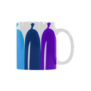 Twister Balloons Coffee Mug