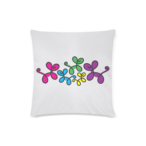 "Zippered Pillow Case 16""x16"""