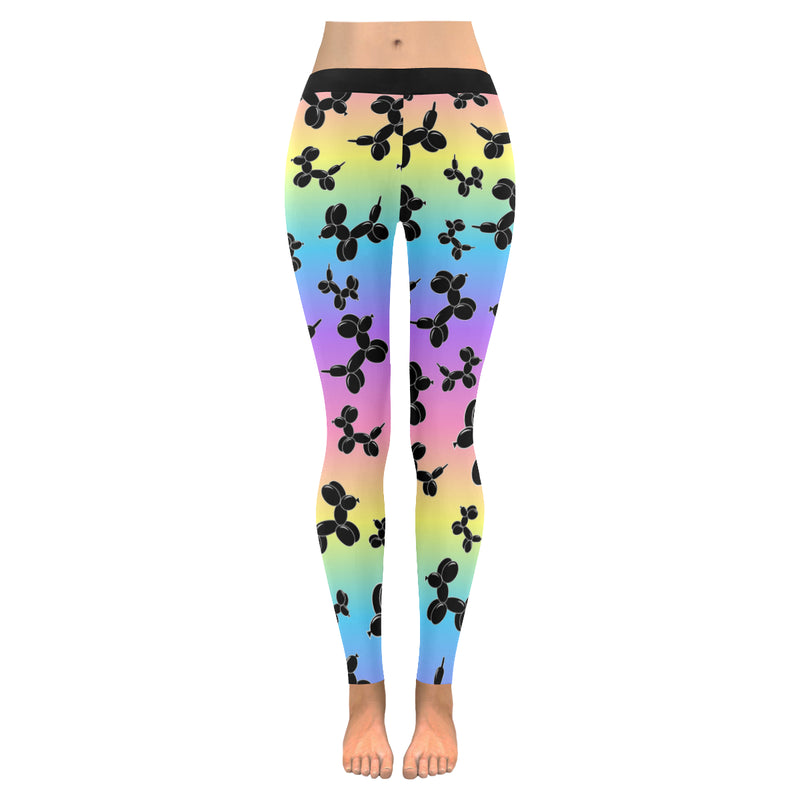 Rainbow Dogs leggings*