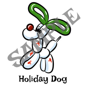 Holiday Dog