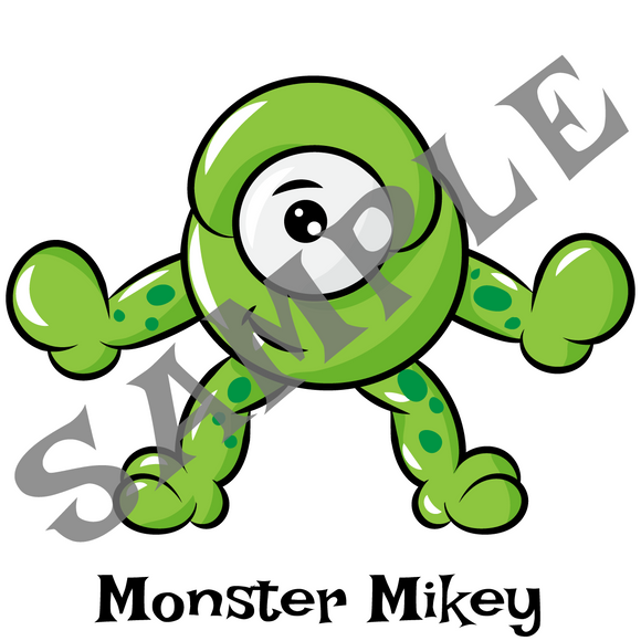 Monster Mikey