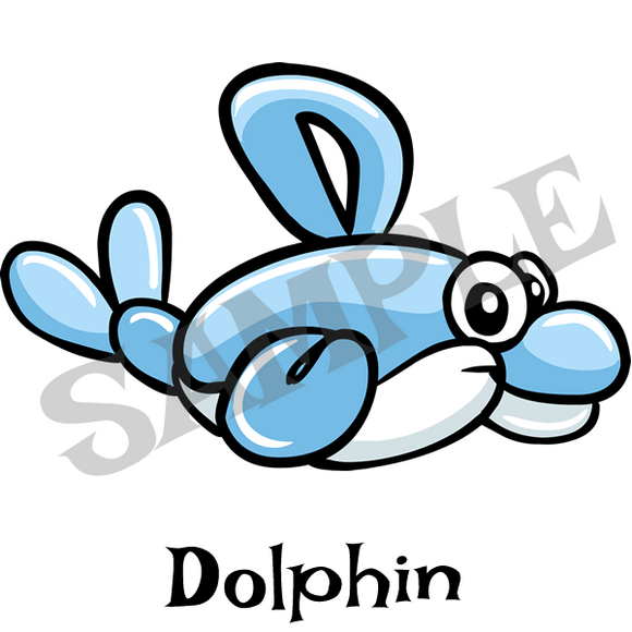 Dolphin Menu Item