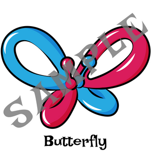 Simple Butterfly