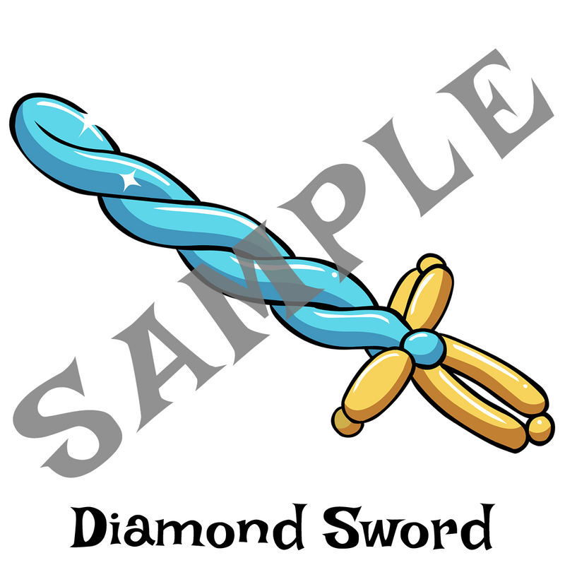 Diamond Sword
