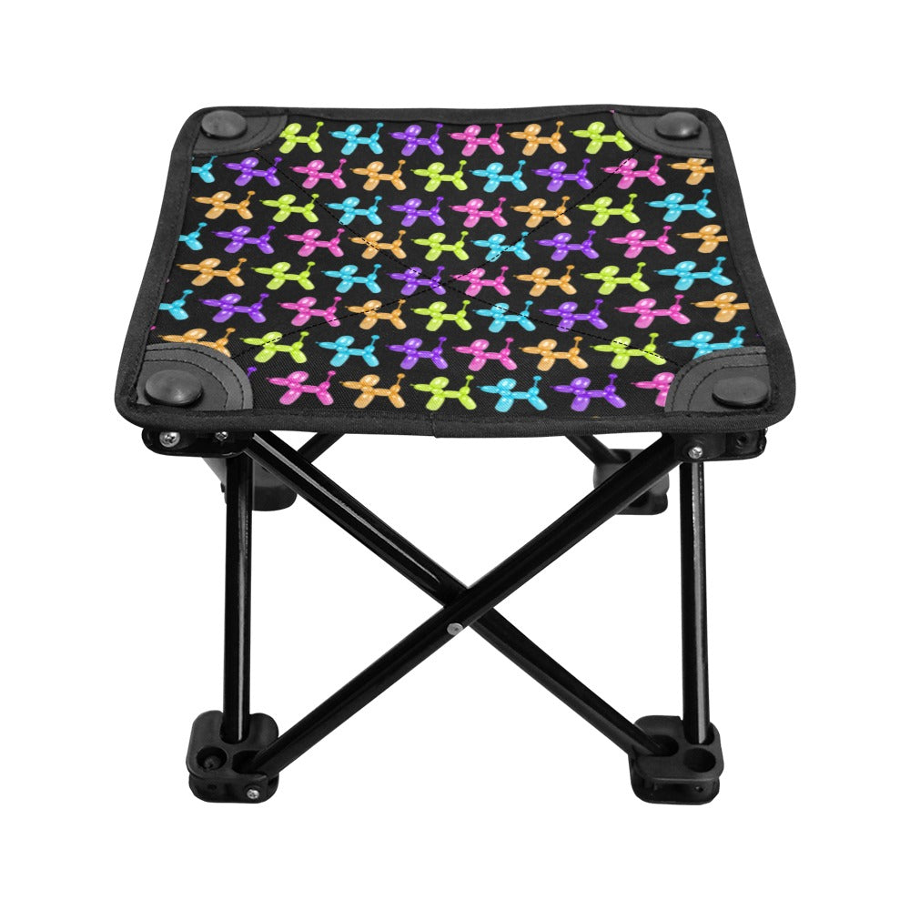 Color Pop Folding Mini-Stool