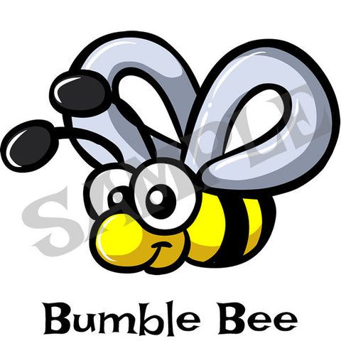 Bumble Bee Menu Item