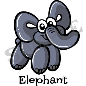 Elephant Menu Item