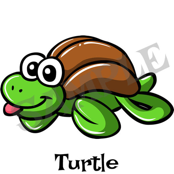 Turtle Menu Item
