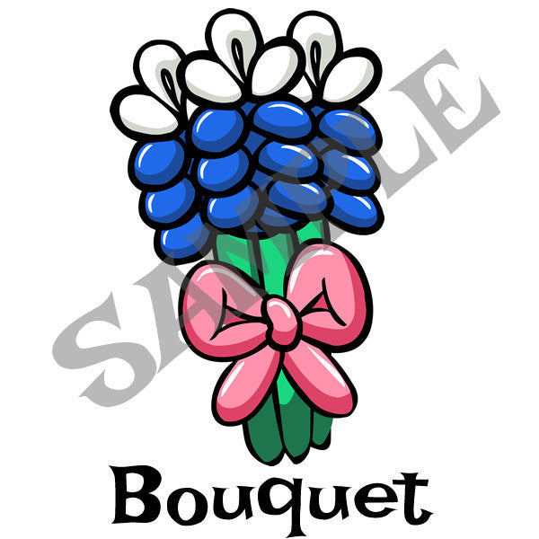 Bouquet Menu Item