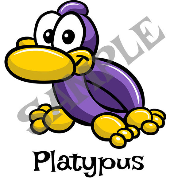 Platypus Menu Item