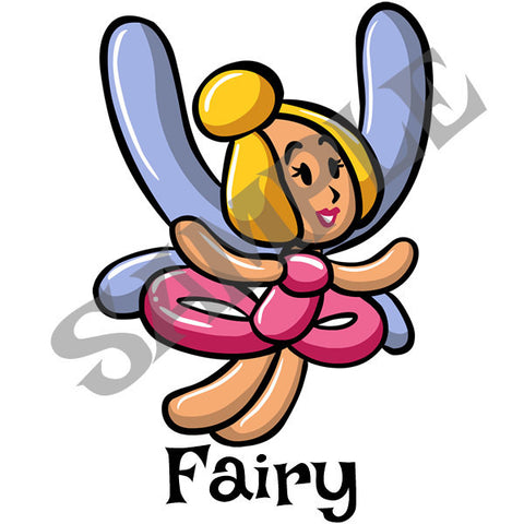 Fairy Menu Item