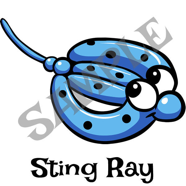 Stingray Menu Item