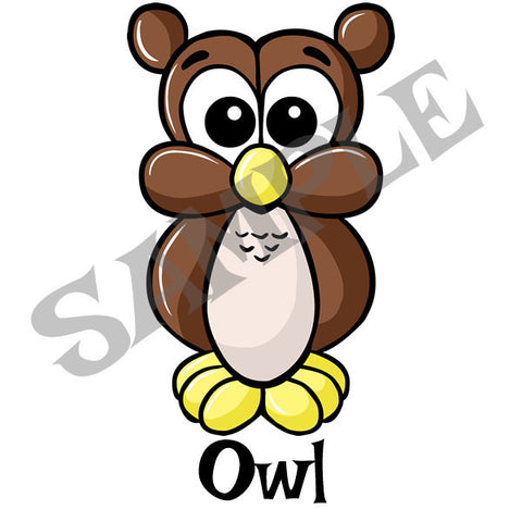 Owl Menu Item