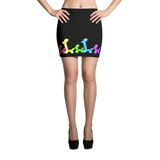 Pop Parade Mini Skirt