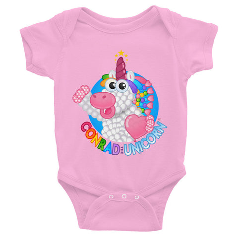 Official Conrad the Unicorn Logo Onesie!