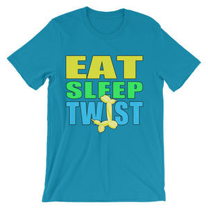 Eat Sleep Twist Standard T-shirt