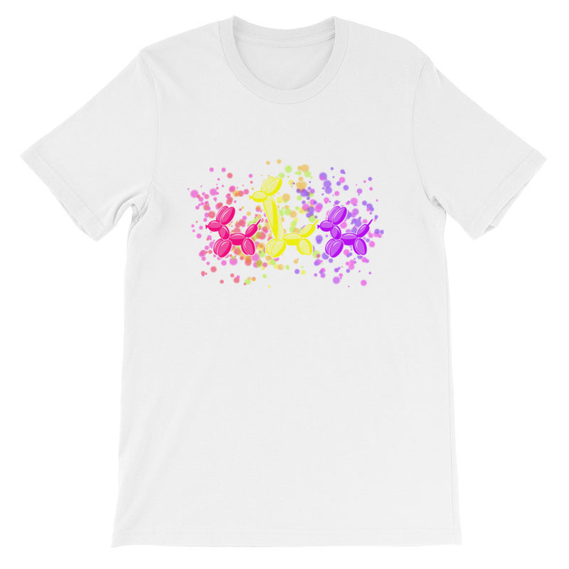 Pop Art basic t-shirt - white