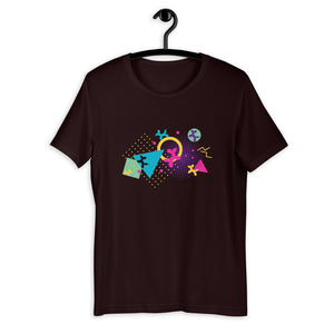 Memphis Balloon Dogs Short-Sleeve T-Shirt