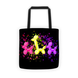 POP Art Balloon Animal Tote bag