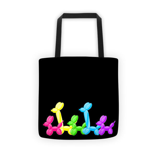 Pop Parade Balloon Animal Tote bag