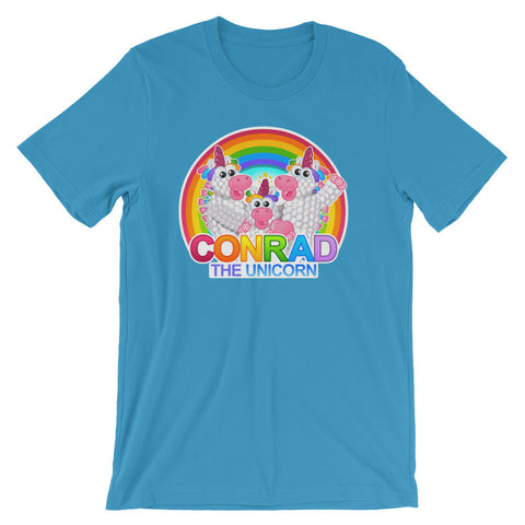 Conrad the Unicorn Family Official t-shirt