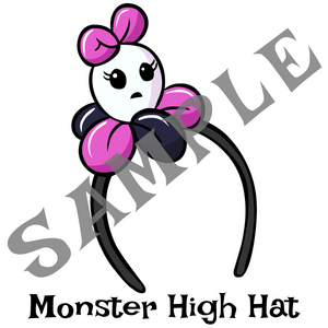 Monster High Hat