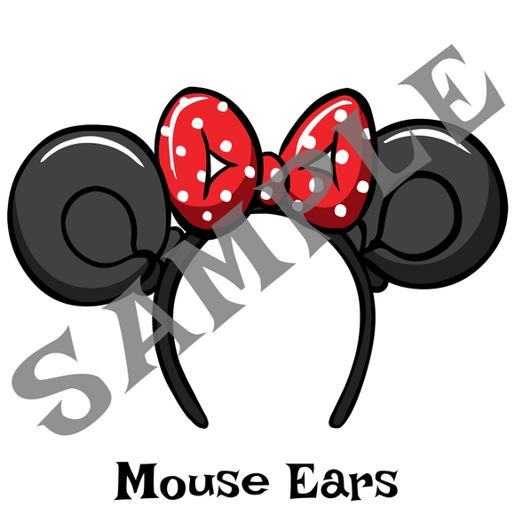 Mouse Ears - girl