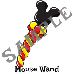 Mouse Wand