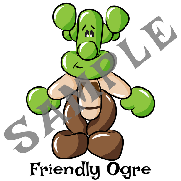 Friendly Ogre