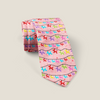 Balloon Dog Christmas Lights Necktie