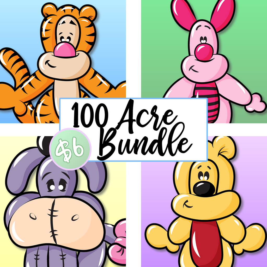 100 Acre Bundle