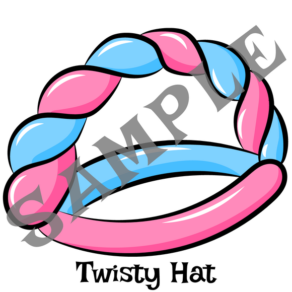 Twisty Hat