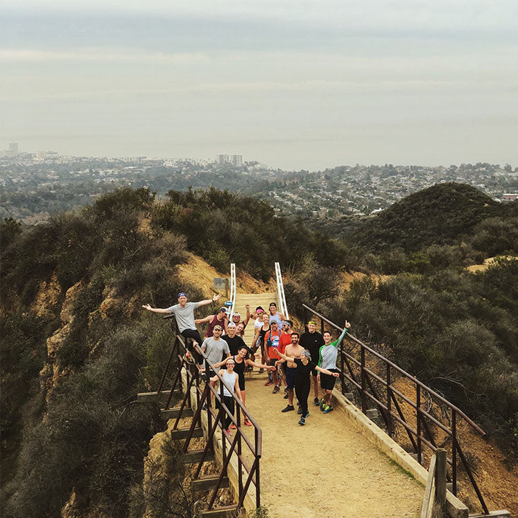 Latigo x Outdoor Voices: Trail Run Club