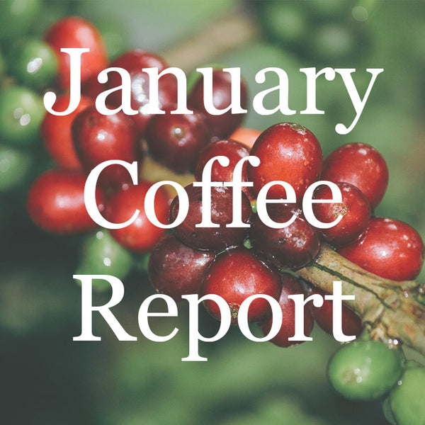 This Month in Coffee