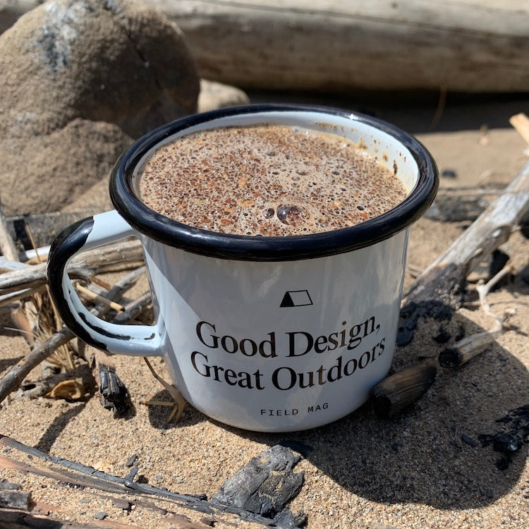Campin' with Coffee: The French Press