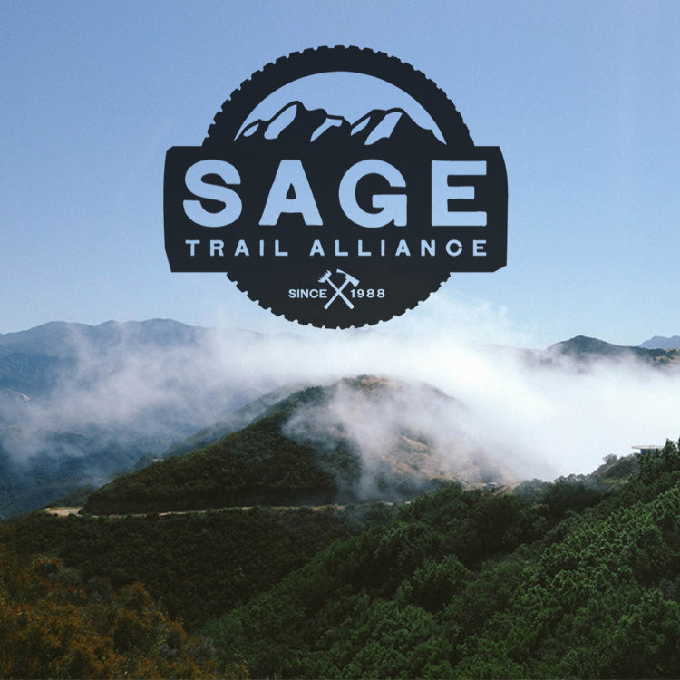 Our July non-profit partner: Sage Trail Alliance