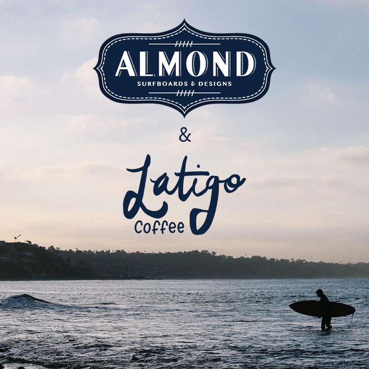 Almond Surfboards Mug Giveaway!