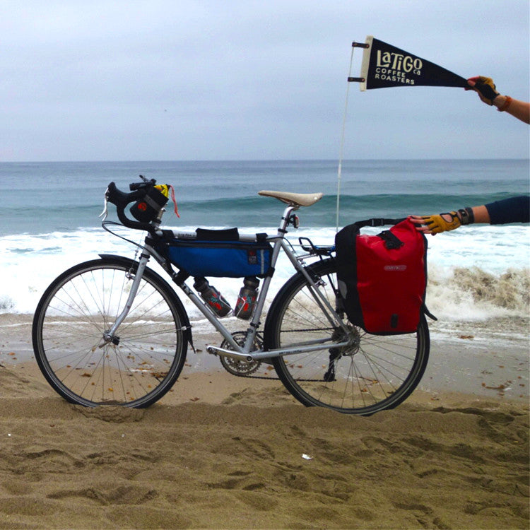 LA-SD via Bike: Carnival of Caffeination