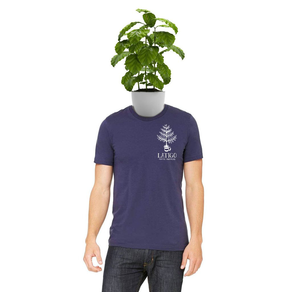 "Shipping Label - ""Grow Outside"" T Shirt"