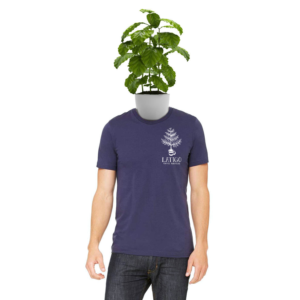 """Grow Outside"" Scrappers Tee"